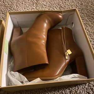 Michael Kors Shoes - Michael Kors French Booties size 8